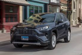 2019 Toyota Rav4 Mpg Our Real World Testing Results News