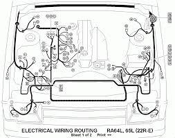 Toyota pickupring diagram truck electrical manual alternator radio 1992 pickup wiring ignition 1152