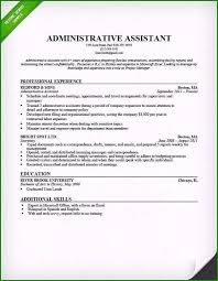 Sensational Executive Assistant Resume Example For Your Job