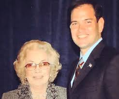 Marco Rubio Birth Chart Marco Rubios Mother Oriales Rubio Has Died