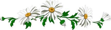 Картинки по запросу линеечки ромашки