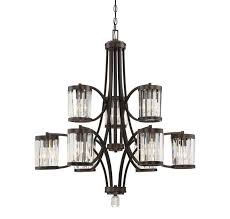 savoy house nora 9 light chandelier in burnished bronze transitional chandeliers chandeliers
