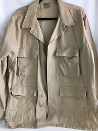 Tru Spec Jacket Sizing Chart Tru Spec Military Field Tactical Jacket Khaki Size Large