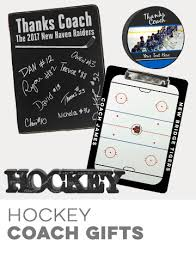 our hockey coaches gifts