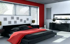 Red Black And White Bedroom Decorating Ideas Red And White Bedroom ...