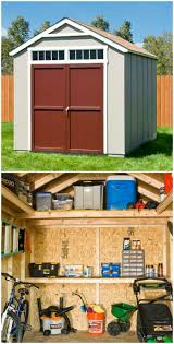 outdoor laundry room shed option