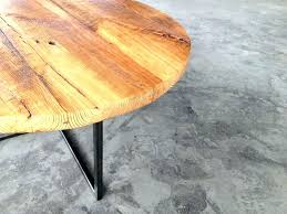 48 round wood table top wooden round table tops round reclaimed wood coffee table with metal