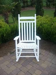 slat back rocking chair wooden rocking chair