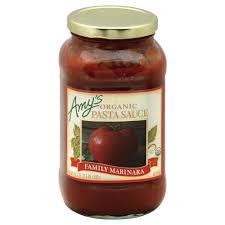 Amy S Light In Sodium Marinara Amazon Com Amys Family Marinara Pasta Sauce 24 5 Oz Pack