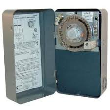 defrost thermostats timers tundra restaurant supply paragon 8045 20 208 240 volt defrost timer image