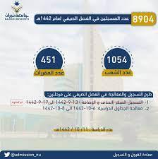 عمادة القبول و التسجيل - Deanship of Admission and Registration - Najran  University