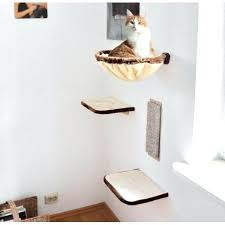 wall mounted cat furniture. Wall Cat Tree On The Catissa Mounted Furniture
