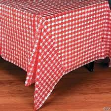 red gingham paper tablecloth roll tablecloths best the checd ideas on within round and white plastic red gingham tablecloth checkerboard round