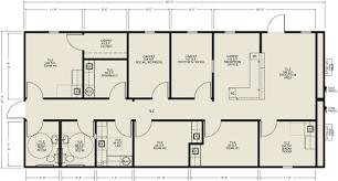 Stylish Design Ideas Medical Office Floor Plans Modular Medical Doctor Office Floor Plan