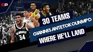 Ranking 2021 NBA free agency landing spots