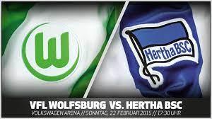 Hoffentlich endlich mal eine mannschaft mit mentalität und ohne die. Bundesliga Vfl Wolfsburg Hertha Bsc Vorschau 22 Spieltag