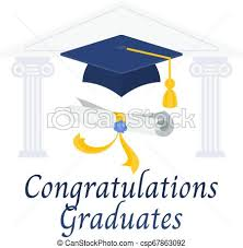 Congratulations For Graduation Congratulations Graduates Diploma And Graduation Cap