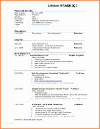 Template For Resume In Word With 12 Best Resume Format Word 2010