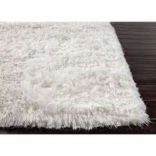 white shag rug. Narrow White Shag Area Rug R