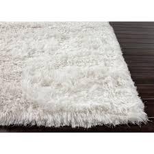 narrow white area rug