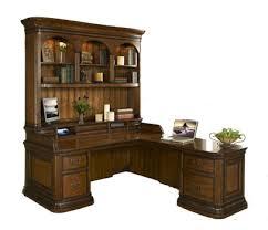 devonshire walnut l shaped office desk with hutch office desk walnut c51 walnut
