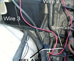 wiring starter relay diagram most 1994 f150 starter relay wiring wiring starter relay diagram simple addition of a relay to a 240z starter system ideas