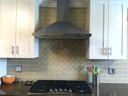 glass subway tile kitchen backsplash tiles for what color grout to use green