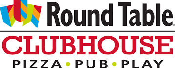 ribbon cutting round table pizza
