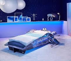 star wars bedroom furniture. large525swr star wars x wing single bed by hellohome bedroom furniture