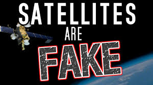 Satellites - Just Nasa Another Are Youtube Hoax Fake