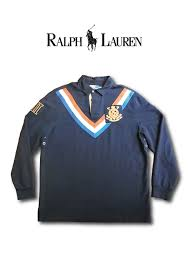 polo polo ralph lauren l s rugby shirt back brushed sweatshirts in ralph lauren s rugby is