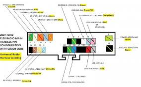 ford f150 radio wiring diagram 2007 Ford F150 Stereo Wiring Diagram ford radio wiring harness diagram 2010 ford f150 stereo wiring diagram