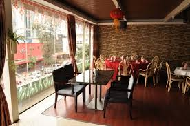 kowloon garden chinese restaurant beautiful setting large round tables