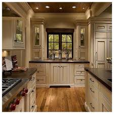 Examples Hd Dark Kitchen Cabinets With Light Wood Floors White