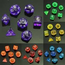 Buy <b>7</b> side dice and get free shipping on AliExpress.com