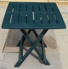 Resin plastic garden table lightweight folding outdoor folding outdoor table ikea