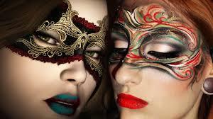 masquerade mask makeup tutorial art nouveau inspired make up look you