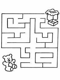 Labirinti Per Bambini Di 4 Anni Portalebambini
