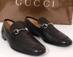 gucci dress shoes. gucci-black-leather-horsebit-loafers-dress-shoes-men- gucci dress shoes e