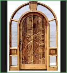 wooden front doorHand Carved Wooden Front Doors  Interior Home Decor