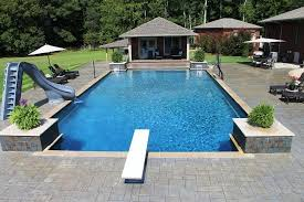 inground pools. Rectangle Pool | In Ground Gallery Aloha Pools \u0026 Spas Inground Pools