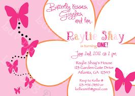 butterfly invitation templates com best images of printable butterfly birthday invitations