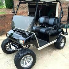 custom cart seats golf seat covers