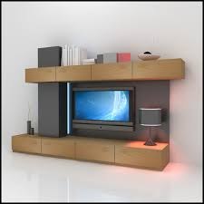 Small Picture Contemporary TV Wall Design of a modern tv wall unit design