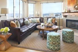 area rugs with brown leather furniture brown leather couch living room traditional with area rug brown leather couch living room traditional with nail head