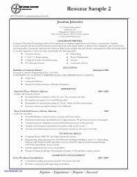Resume Templates Word Download Elegant College Student Resume Template Word College Student 59