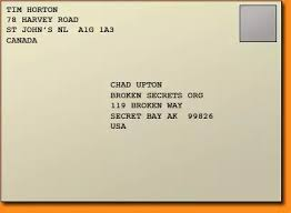 How To Send A Letter To Usa If I Am From Canada Will It Cost More