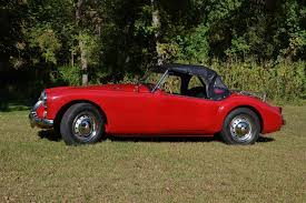 fred leverentz 1957 mga british sports car life i also kept a roll of paper towels handy for soaking up blood and before long i had a sizeable collection of large mg pieces scattered around my garage