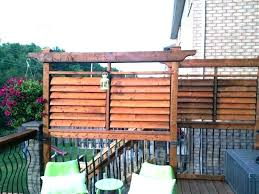 patio privacy wall apartment patio privacy apartment patio screen deck privacy wall for patio fence apartment patio privacy wall