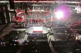 Barclays Wrestling Seating Chart Monday Night Raw Tickets Barclays Center Regal